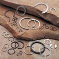 Radialmontierbare Ringe